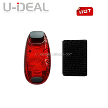 fashion innovative rear bike light