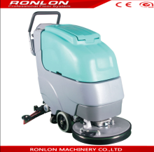 Familiar in ODM factory high efficient walk behind floor scrubber rental