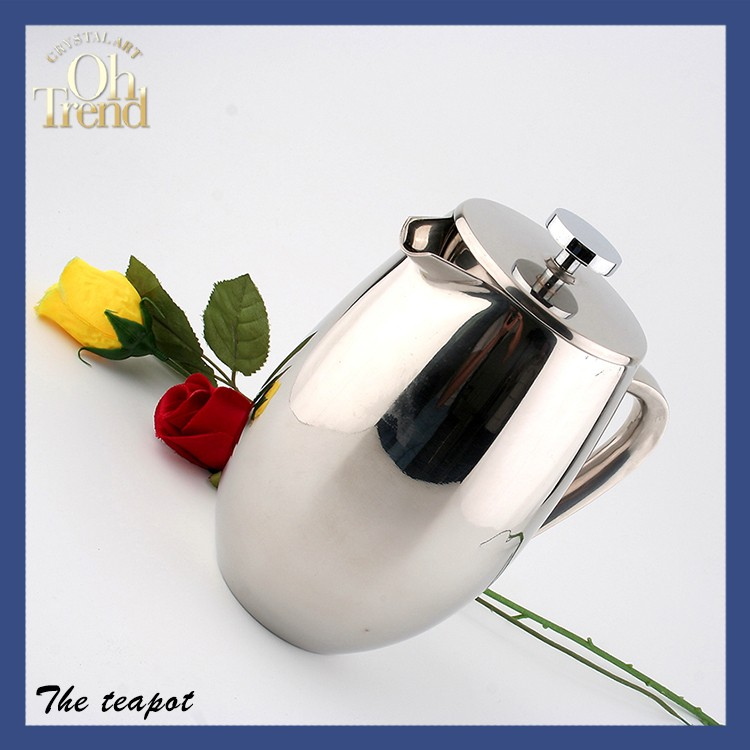 Customized best price electric turkish double tea kettle / mineral water pot arabian coffee pot