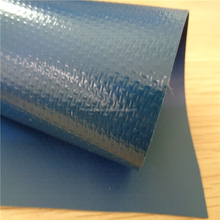 100% polyester PVC coated tarpaulin fabric