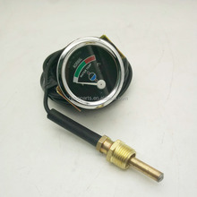 Wholesale price Good quality E 1W7550 4.5m Black excavator water temperature gauge