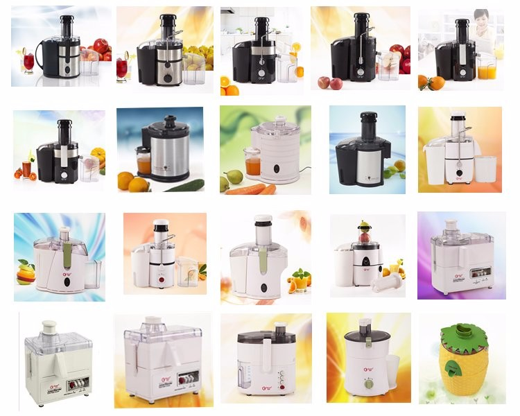manual geuwa aluminum fruit juicer with 300w motor J23 for household