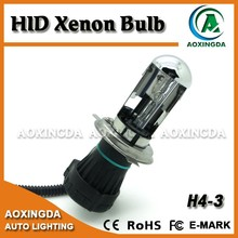 Moving H4 bi-xenon high/low HID xenon bulb AC 35W 4300K 5000K 6000K 8000K