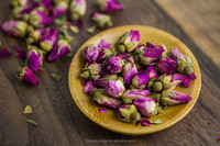 Blooming Flower Originals Dried Scented Rose Bud Tea