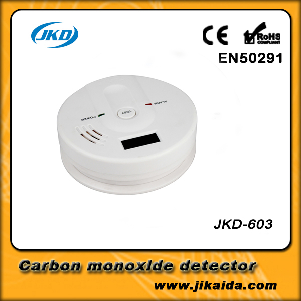 Security Protection Household Co Alarm With