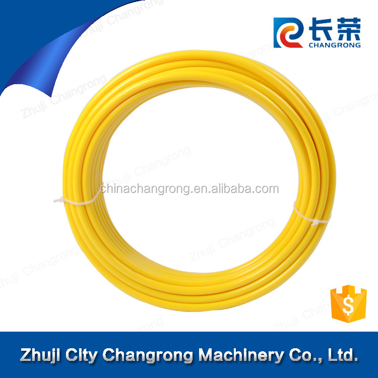 Free sample red blue yellow black white Polyamide Polyurethane high pressure nylon hose, nylon tube, nylon pipe