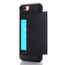 2018 New arrival Mobile Phone 360 Protective Wallet Case for iPhone 6S Plus Shockproof Case