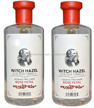 Pure Natural Rose Petal Witch Hazel with Aloe for face