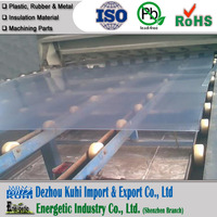 Durable transparent plastic PVC sheet for screen printing