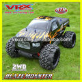 1/5 scale 4WD hurrucane gas powered monster truck,,from VRX brand