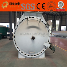 concrete industrial equipment AAC block machinery and alc brick machine