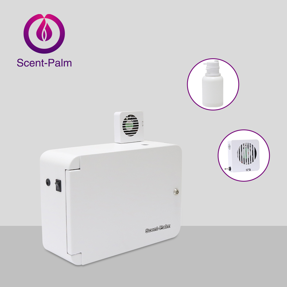 Scent-palm professional air purification system aroma