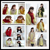 factory make promotional cheap price high quality popular lovely girl cheap winter knitted acrylic scarf
