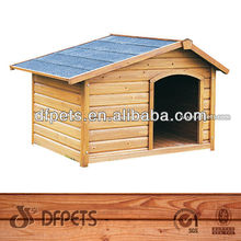 NEW INDOOR / OUTDOOR WOODEN DOG HOUSE CABIN KENNEL