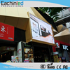 Advertising led display screen outdoor video hd full color P6