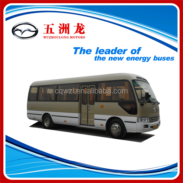 Electric power driving new toyota hiace minibus