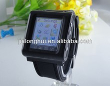 AK812 MTK6235 Watch CellPhone 1.44 Inch Touch Screen 1900MHz