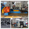 rubber tyre powder panel extrusion making line extruder