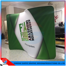 retractable portable advertising backdrop display exhibition stands for trade shows