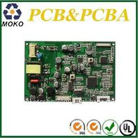 Air Conditioner Control Board PCBA Assembly