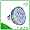High Par/Umol Value Greenhouse Hydroponic Led Grow Light, No Fans Grow Led Light 10W LED Grow Bulb With E27/E40 From Sunprou