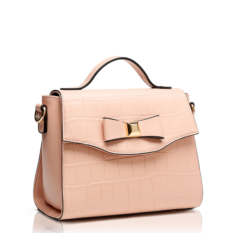 New designer fancy ladies candy colors guangzhou leather bags