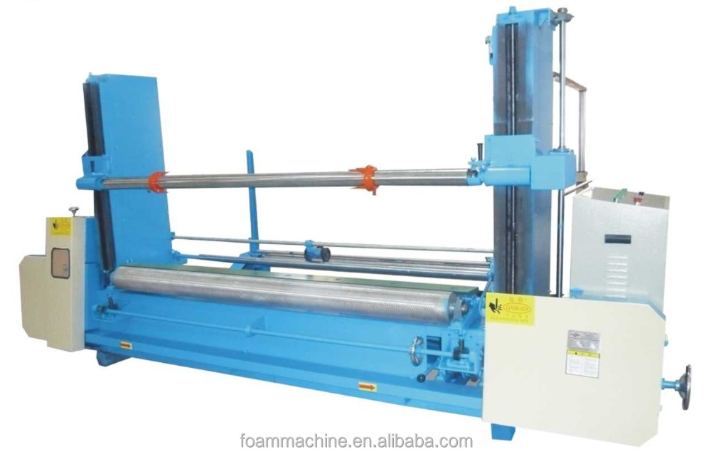 Automatic Round Bar foam Cutting Machine