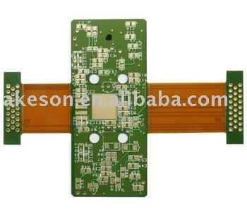 rigid-flex pcb board(Akeson Circuit Co., Ltd)