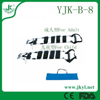 YJK-B-8 hot sale aluminum alloy leg traction splint set device for rescue