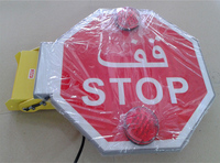 Hot selling school safety signs used in Arab