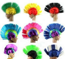 Cheap with good quality Mohawk wig for party wholsale QWPG-1046