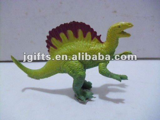 ATBC-PVC Plastic Figurine Dinosaur Colorful Mascot Collection