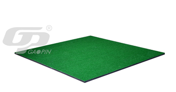Hot sell Golf Personal Hitting Practice Golf Swing Mats Indoor outdoor for golf Training