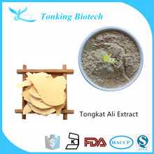 ISO Factory Supply Tongkat Ali powder Extracted from Tongkat Root