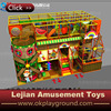 New Design Candy Theme Kids Indoor Soft Playground (T1602-1)