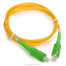 Outdoor sc patch cord, optical fiber patch cord, Sfp Cat6 Fiber Optic Patch Cord