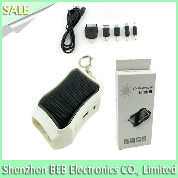 CE approved 1200mah solar battery panel charger for iphone 5s
