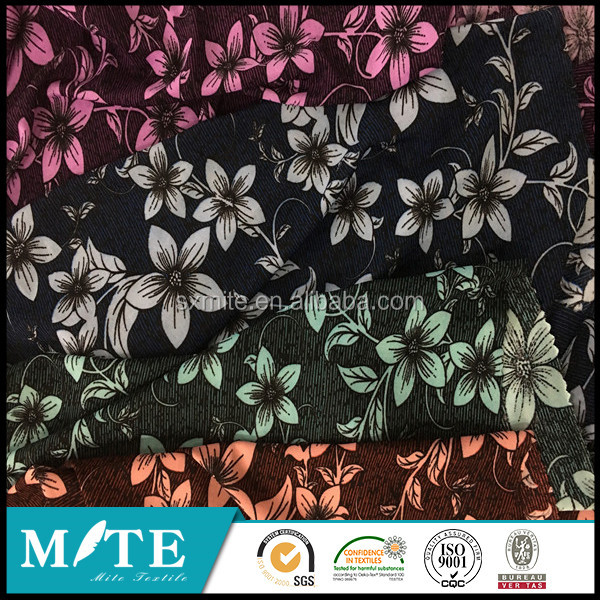 Best Sell Textile Cheap Price Soft Knitted 95% Polyester 5% Spandex DTY Single Jersey Double Sides Brush Fabric