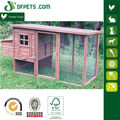 Backyard Nest Box Wood Hen House Poultry Cage Hutch