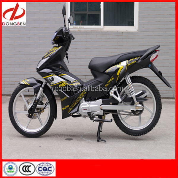 Cheap Chinese 125cc Super Cub Motorcycle for Sale
