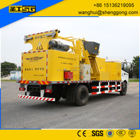 HGY5140TYH Asphalt Pavement Maintenance Truck for Asphalt Hot in Place Recycling