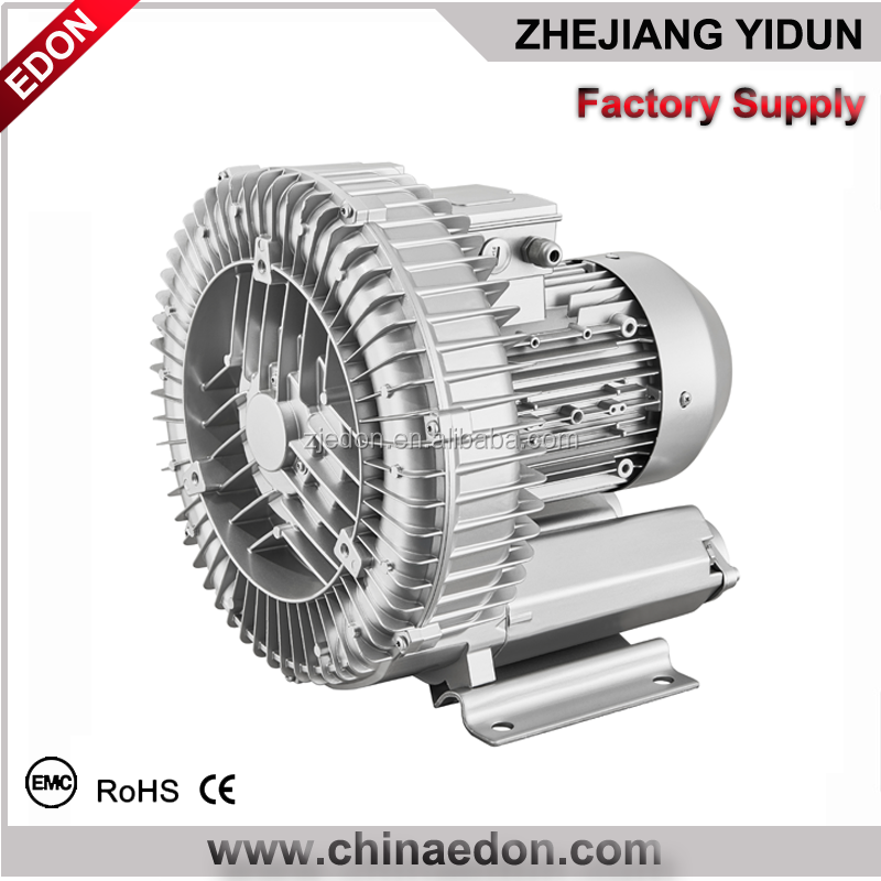 mini electric heavy duty high pressure powerful silent industrial hot Regenerative Blower for Septic Tank