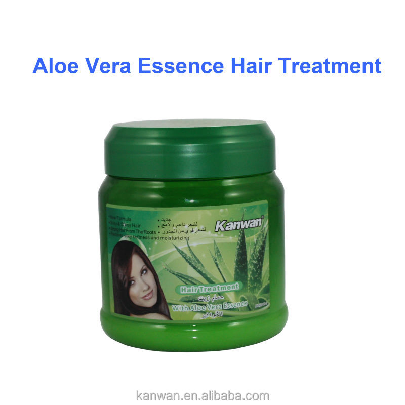500g Aloe vera essence hair treament for all hair types