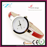 2016 Lady Latest Wrist Watch Vogue Watch for Woman Free Design Your Own Watch 3ATM Water Resistant