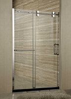 frameless sliding shower screen of America