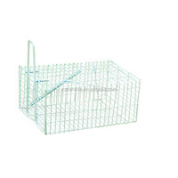 Spring-loaded Wire Mesh Small Rat Trap Cage As Seen On TV