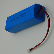 2S1P 602879 1000mAh Rechargeable Lithium battery 7.4v lipo battery for electronic scale