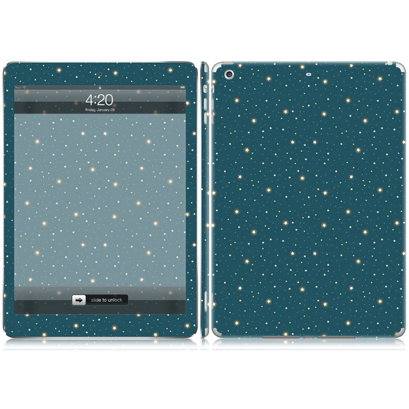 protective skin sticke custom vinyl decals for Ipad 5