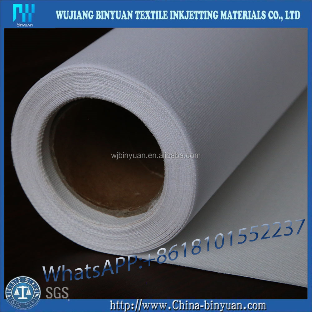 pure cotton inkjet printing canvas