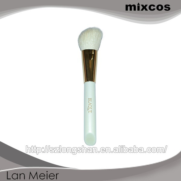 wholesale high quality natural hair makeup blush brush
